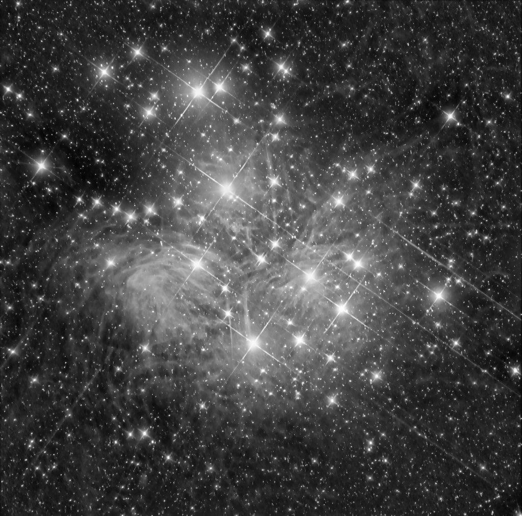 M45, Pleyades