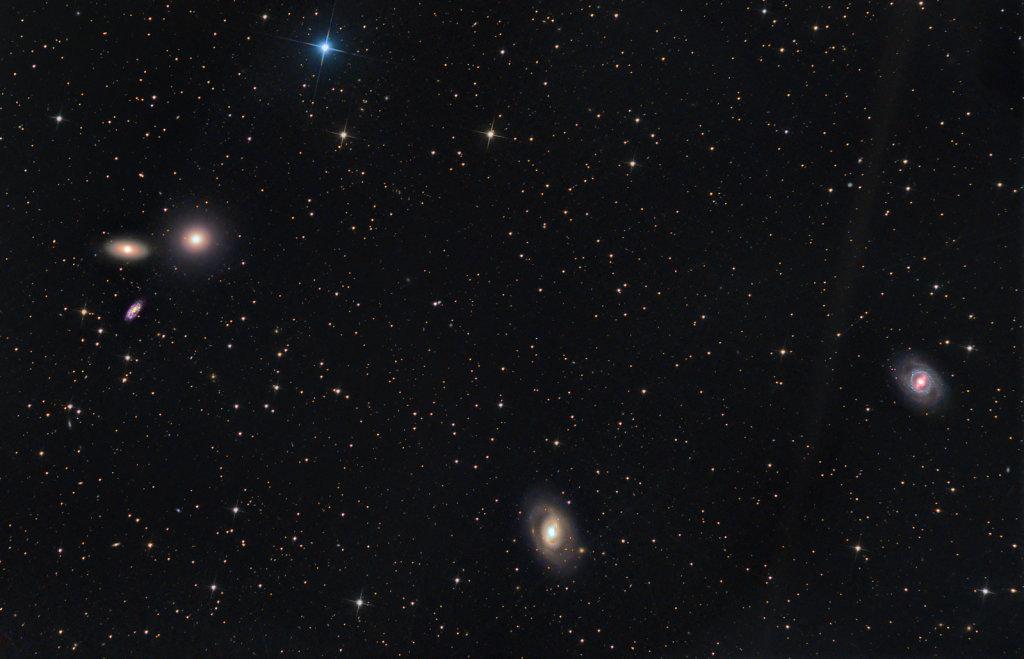 M95, M96 ja M105
