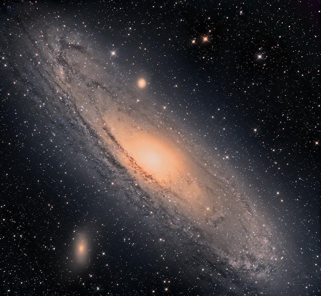M31, Andromeda